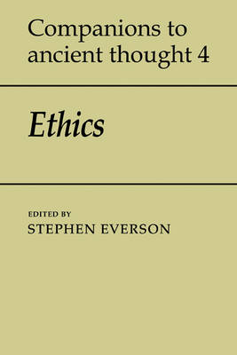 Ethics by Stephen Everson