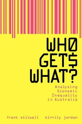 Who Gets What? book