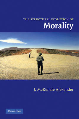 Structural Evolution of Morality book