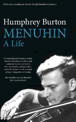 Menuhin by Humphrey Burton
