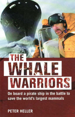 Whale Warriors book
