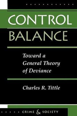 Control Balance book