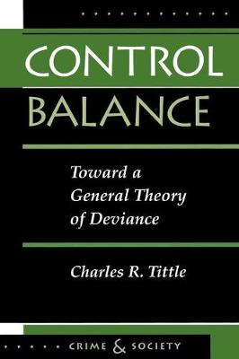 Control Balance by Charles R Tittle