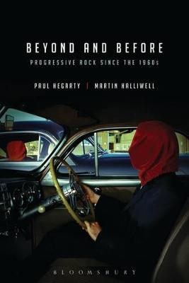 Beyond and Before by Martin Halliwell