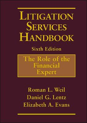 Litigation Services Handbook book