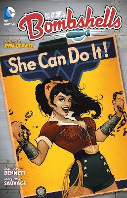 DC Comics Bombshells TP Vol 1 by Marguerite Bennett