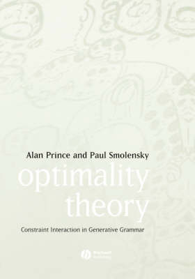 Optimality Theory by Paul Smolensky