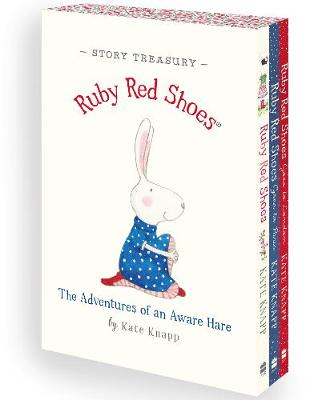 Ruby Red Shoes Story Treasury book