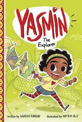 Yasmin the Explorer book