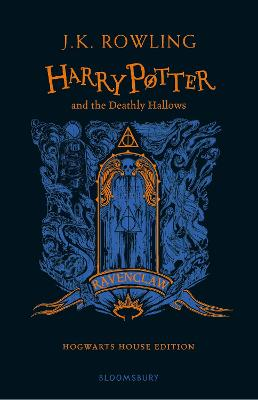 Harry Potter and the Deathly Hallows - Ravenclaw Edition by J.K. Rowling