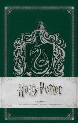 Harry Potter: Slytherin Ruled Pocket Jou by Insight Editions