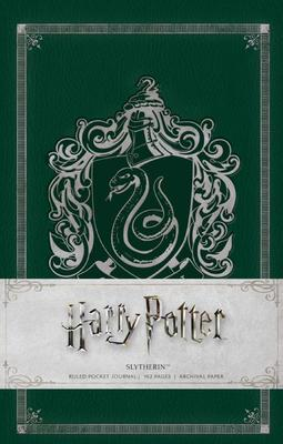 Harry Potter: Slytherin Ruled Pocket Jou by Insight Editions