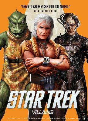 Star Trek: Villains book