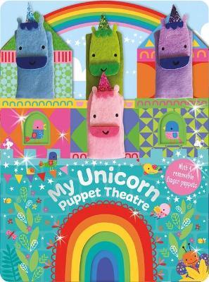 My Unicorn Puppet Theatre book