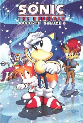 Sonic The Hedgehog Archives 8 by Sonic Scribes