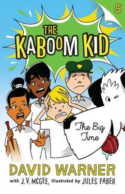 Big Time: Kaboom Kid #5 by David