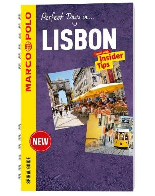 Lisbon Marco Polo Travel Guide - with pull out map by Marco Polo