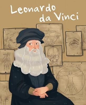 Leonardo Da Vinci Genius book