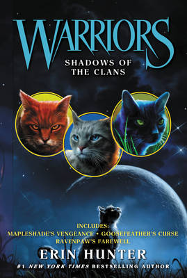 Warriors: Shadows of the Clans book