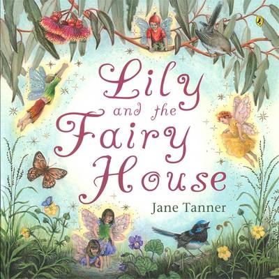 Lily And The Fairy House by Jane Tanner
