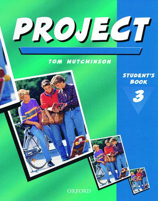 Project 3 Second Edition: Student's Book by Hutchinson