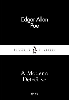 Modern Detective book