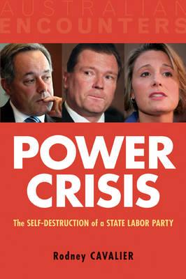 Power Crisis by Rodney Cavalier
