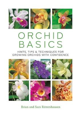 Orchid Basics book