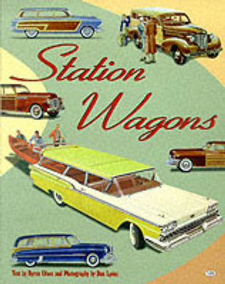 Station Wagons by Byron D. Olsen
