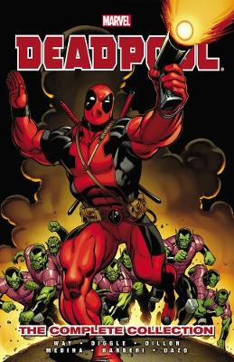 Deadpool by Andy Diggle