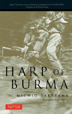 Harp of Burma by Michio Takeyama