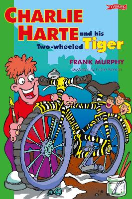 Charlie Harte and his Two-Wheeled Tiger by Frank Murphy