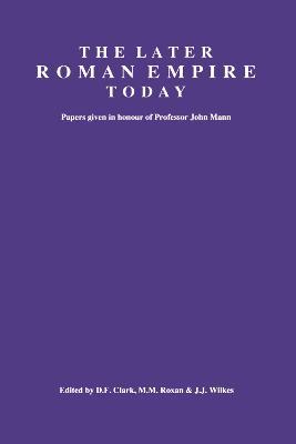 Later Roman Empire Today book