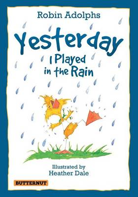 Yesterday I Played In The Rain book