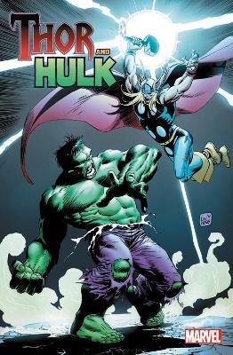 Thor & Hulk by Louise Simonson