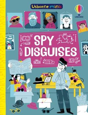 Spy Disguises book