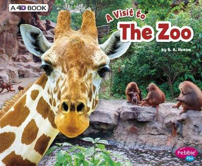 The Zoo by Blake A. Hoena