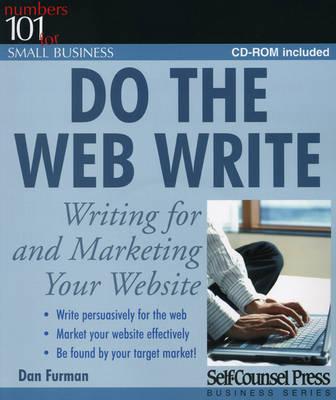 Do the Web Write by Dan Furman