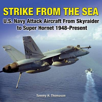 Strike from the Sea by Tommy H. Thomason