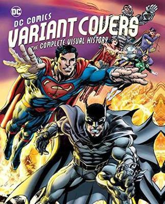 Dc Comics Variant Covers book