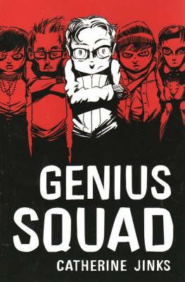 Genius Squad book