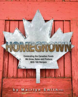 Homegrown by The Ontario Home Economics Association