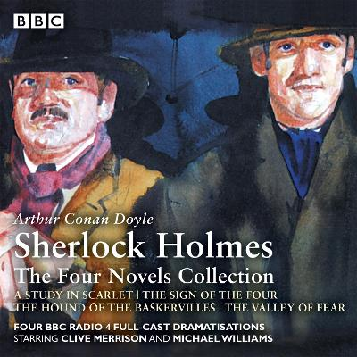 Sherlock Holmes: The Four Novels Collection book