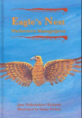 Eagle's Nest by June Wulkutjukurr Richards