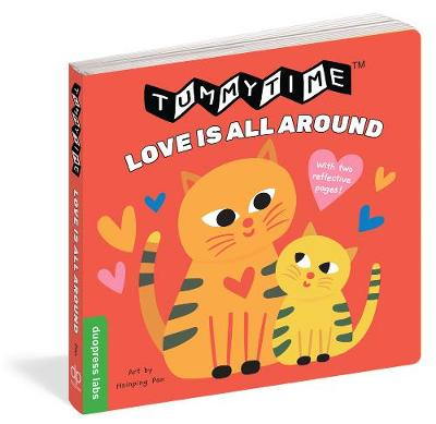 TummyTime (R): Love Is All Around by duopress labs