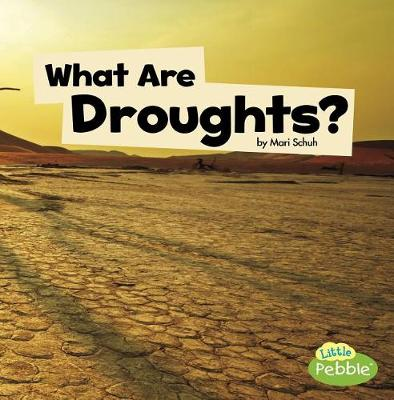What Are Droughts? by Mari Schuh