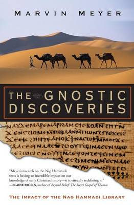 The Gnostic Discoveries by Marvin Meyer
