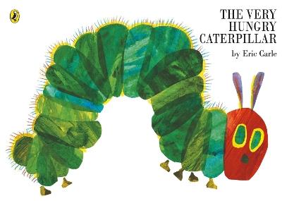 Very Hungry Caterpillar book