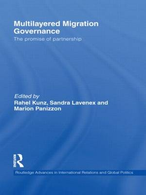 Multilayered Migration Governance by Marion Panizzon