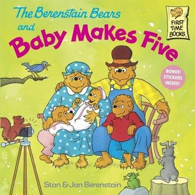 Berenstain Bears and Baby Makes Five book